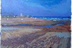 3. Río Salado (2003), Conil de la Frontera. 250, 20x27 cm