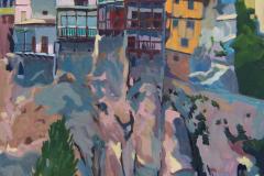 13.-Casas-colgadas-2006-del-natural-550-Cuenca-130x97-cm