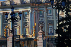 9. Me quedo contigo (2015), Palacio Real, Madrid. Óleo sobre lienzo, 46 x 38 cm. 420€