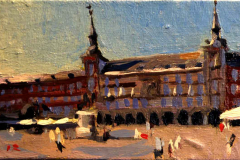 2012. Plaza Mayor pequeña