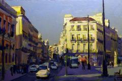 2011. La Mariblanca en punto