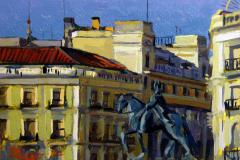 2012. A mis anchas. Puerta del Sol